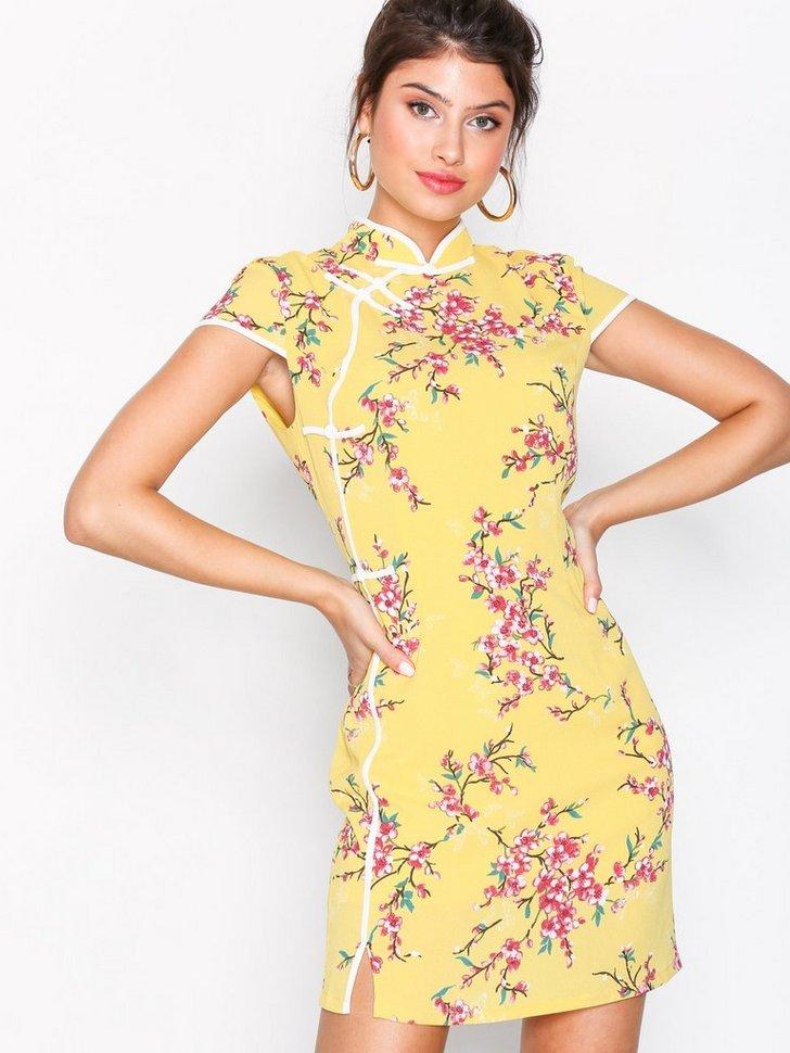 Mandarin Dress køb festkjole