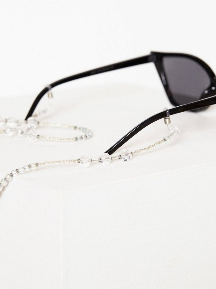 Nelly.com SE - Clear Crystal Sunglasses String 68.00