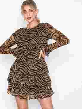 Short Frill Dress