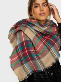 Köp NLY Accessories Soft Check Scarf - Rutig - Nelly.comsizeguide-clothessizeguide-pantssizeguide-shoessizeguide-brasizeguide-clothessizeguide-pantssizeguide-shoessizeguide-bra