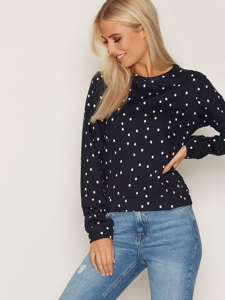 Nelly.com SE - Dotted C-Neck Sweat 898.00