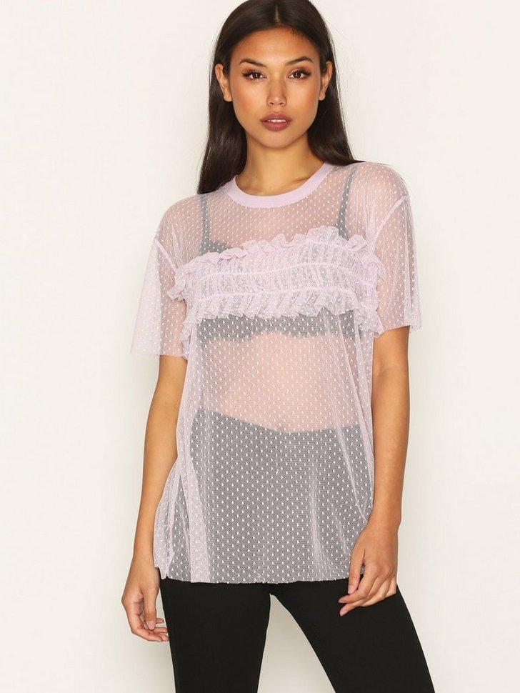 Nelly.com SE - Mesh Ruffle T-Shirt 149.00 (198.00)