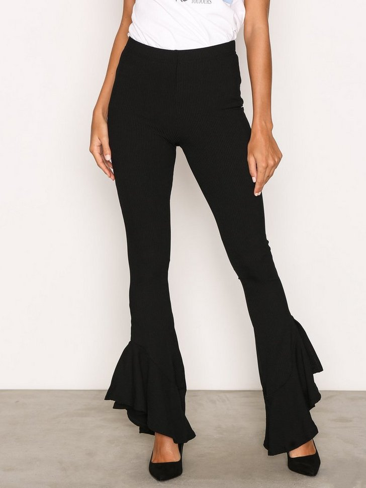 Nelly.com SE - Mermaid Frill Flare Trousers 278.00