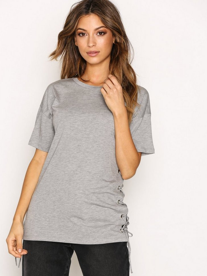 Nelly.com SE - Side Lace Up Tee 198.00