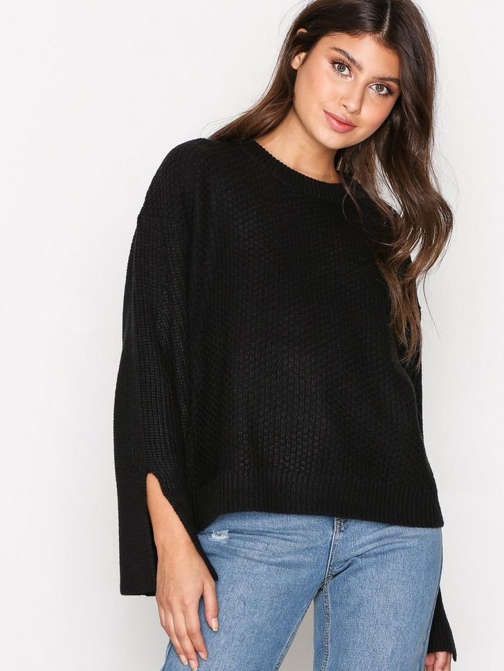 Nelly.com SE - Stitch Wide Sleeve Jumper 428.00