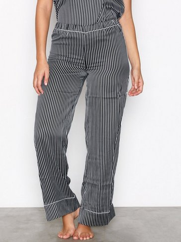 Topshop - Satin Stripe Pyjama Pants