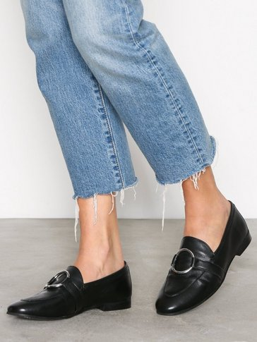Topshop - Kreme Ring Loafers