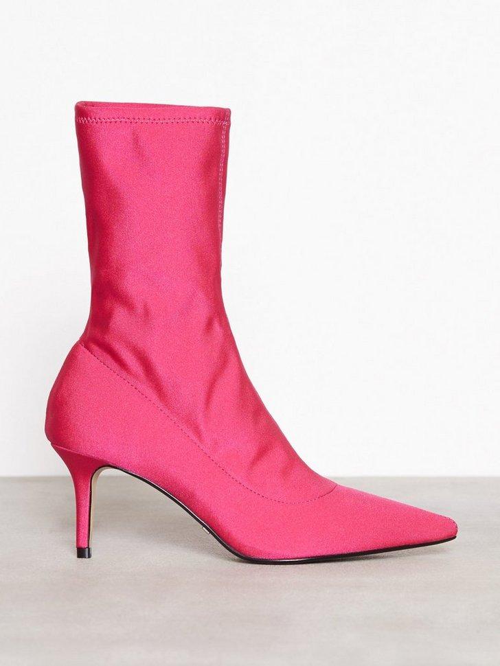 Festsko Mojito Floral Sock Boots køb