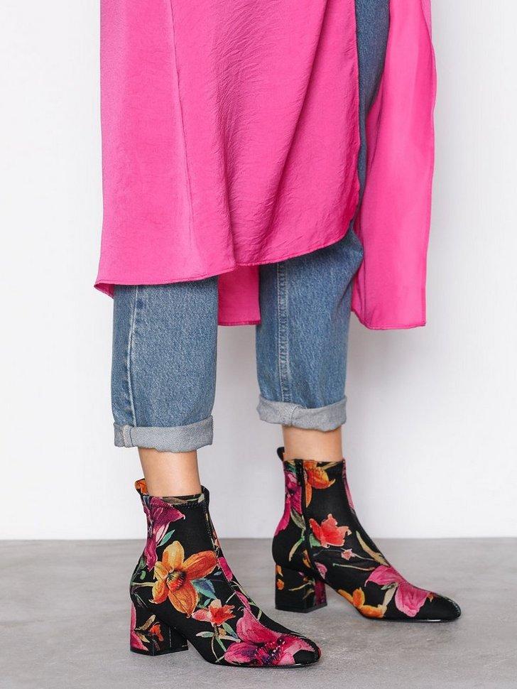 Festsko Buttercup Sock Boots køb