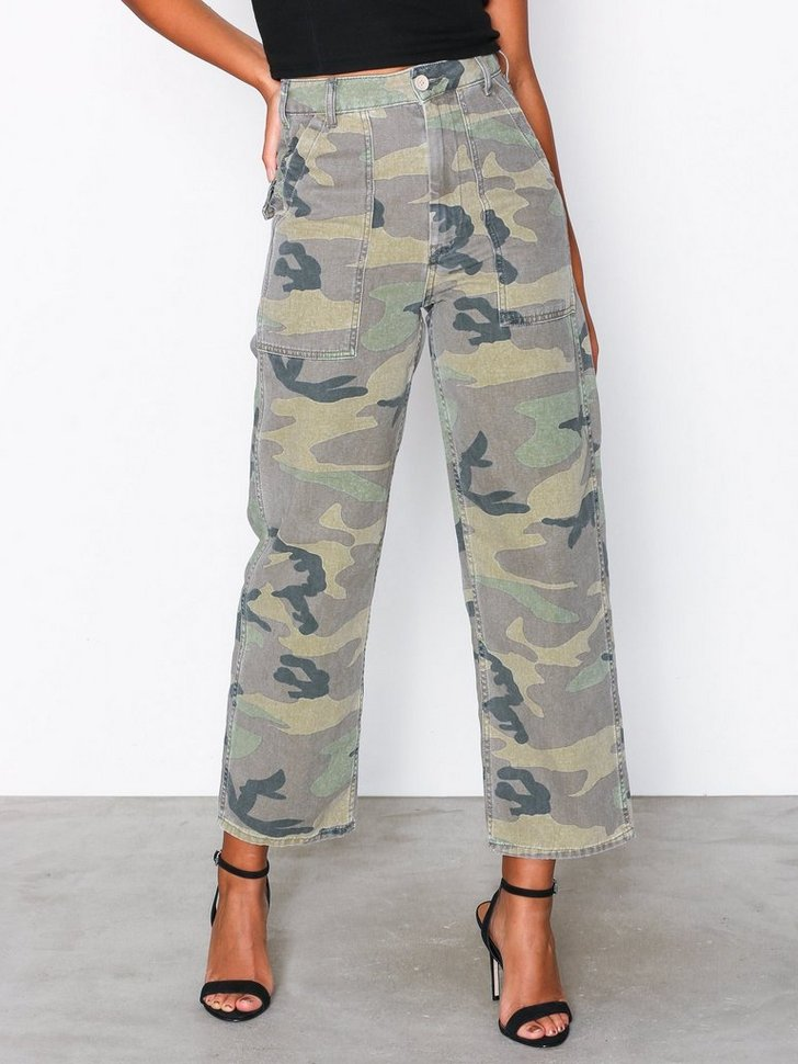 Nelly.com SE - Camouflage Utility Trousers 548.00