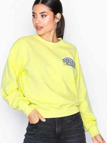 Topshop - Malibu Sweat Top