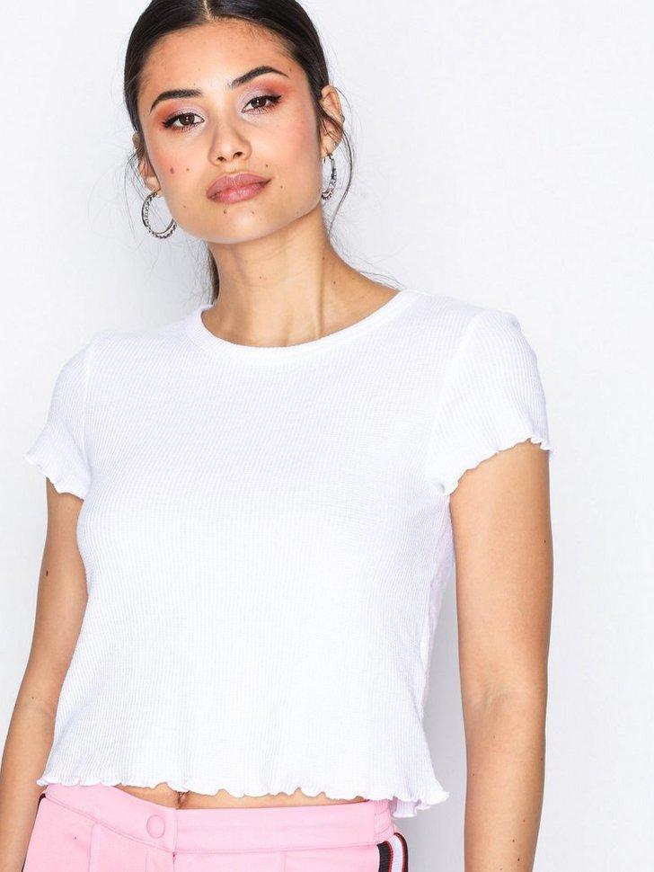 Nelly.com SE - Short Sleeve Waffle T-Shirt 128.00