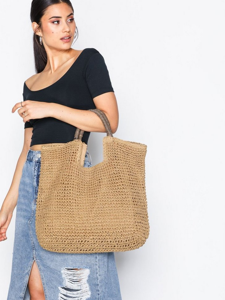 Nelly.com SE - Straw Tote Bag 298.00