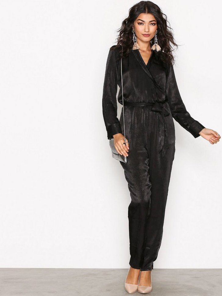 d9614eff722 Perfect Wrap Jumpsuit · NLY Trend