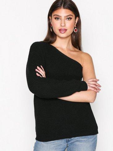 NLY Trend - One Shoulder Knit