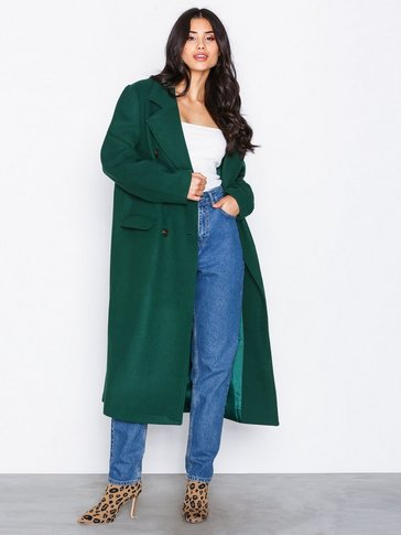 NLY Trend - Midi Button Coat