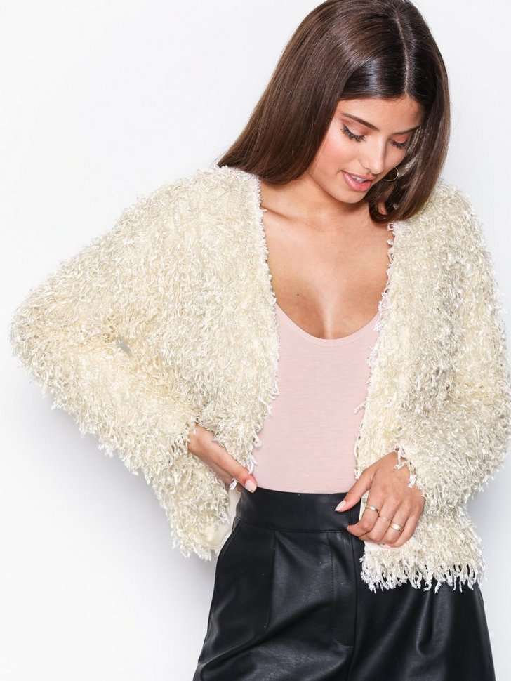 Nelly.com SE - Feather Look Cardigan 398.00