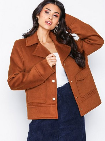NLY Trend - Notched Collar Jacket