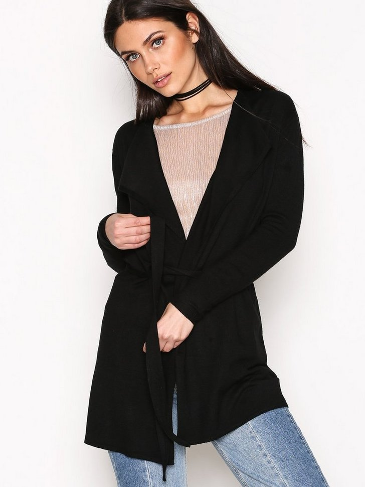 Nelly.com SE - Waterfall Knit Cardigan 298.00