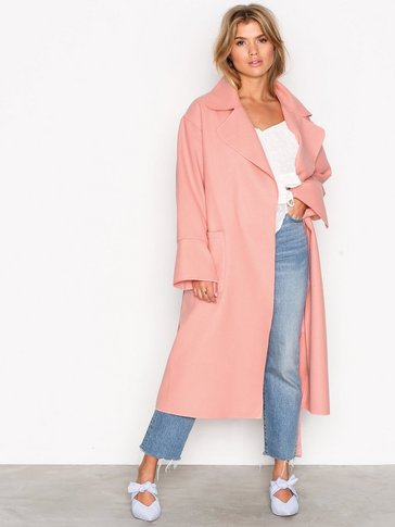 NLY Trend - Wrapped Long Coat