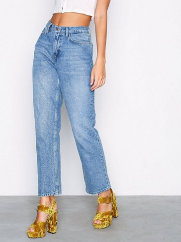 NLY Trend - Cheeky Fit Straight Leg Denim