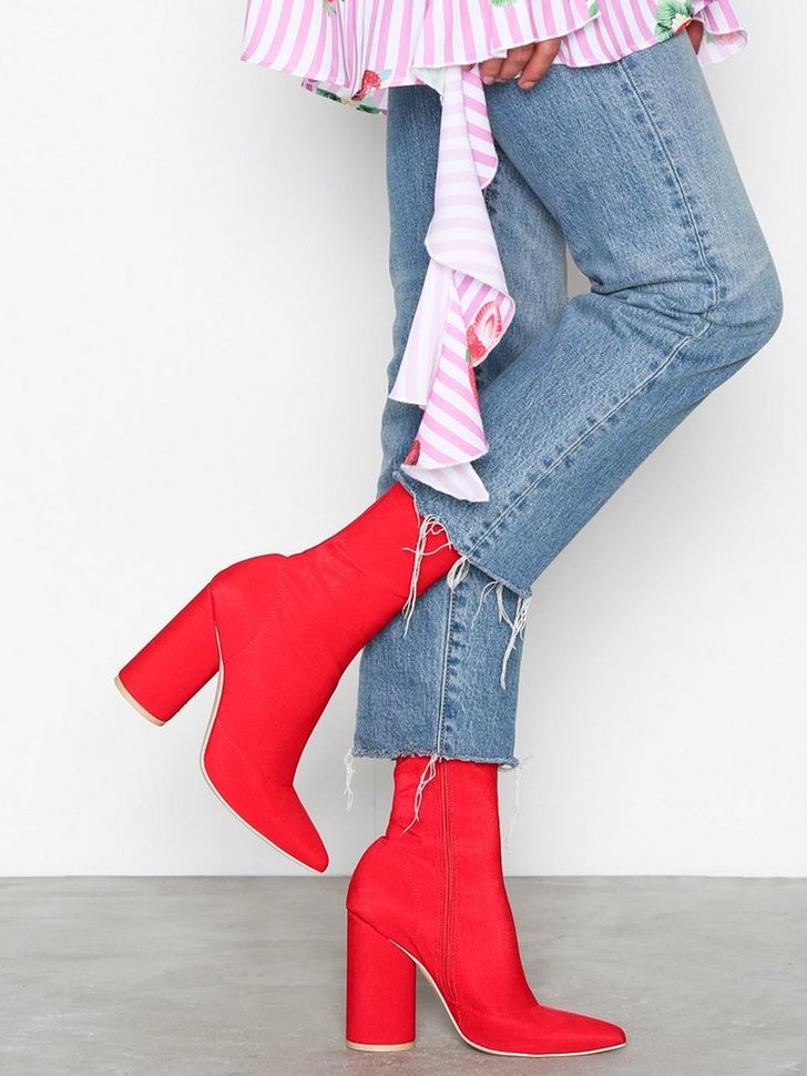 Nelly.com SE - Knitted Stretchy Boot 498.00