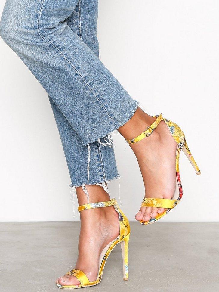 Heels High Heel Sandal - festtøj mode