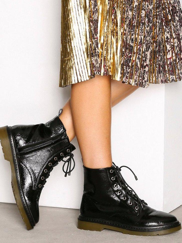 High Top Boot