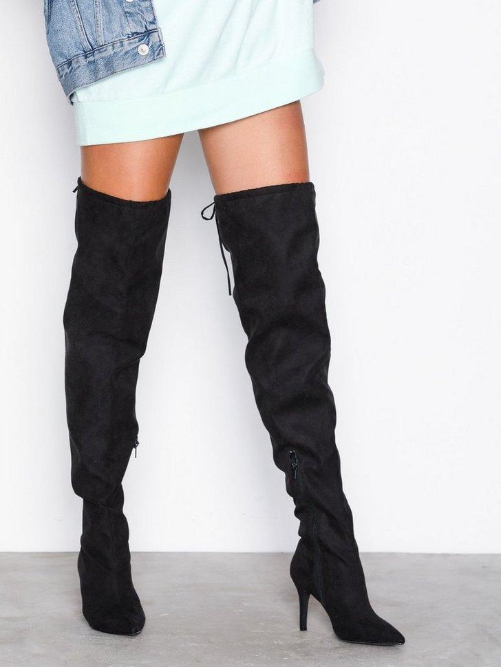 Nelly.com SE - Thigh High Stiletto Boot 159.00