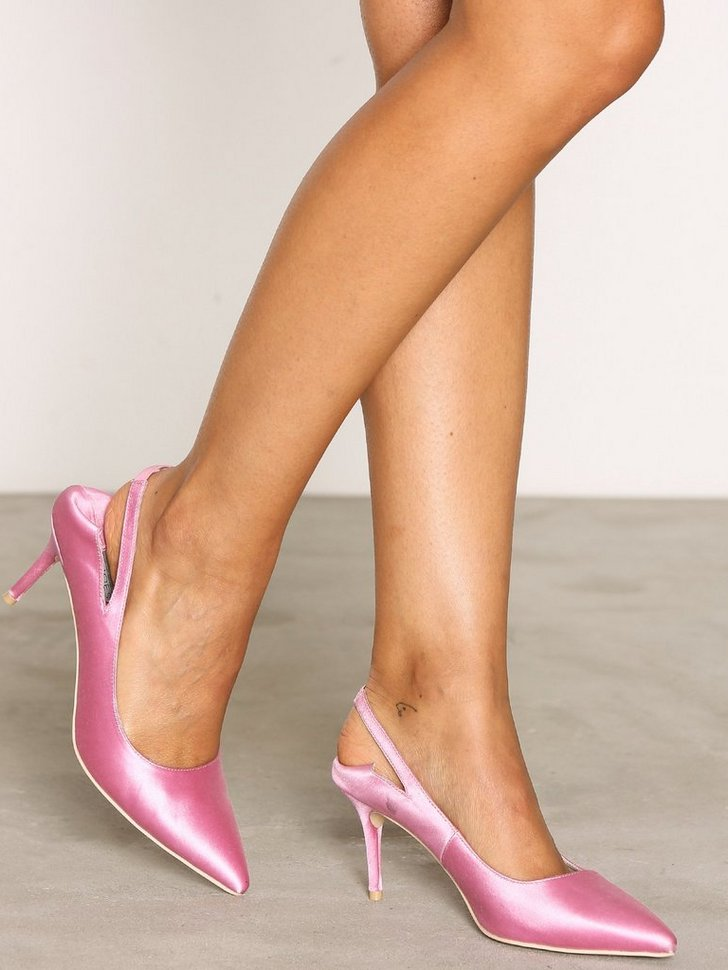 Nelly.com SE - Satin Slingback Pump 89.00