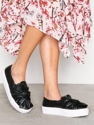Nly Shoes - Twist Platform Sneaker