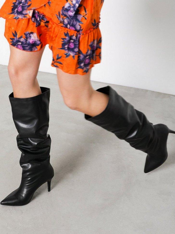 Nelly.com SE - Knee High Stiletto Boot 109.00
