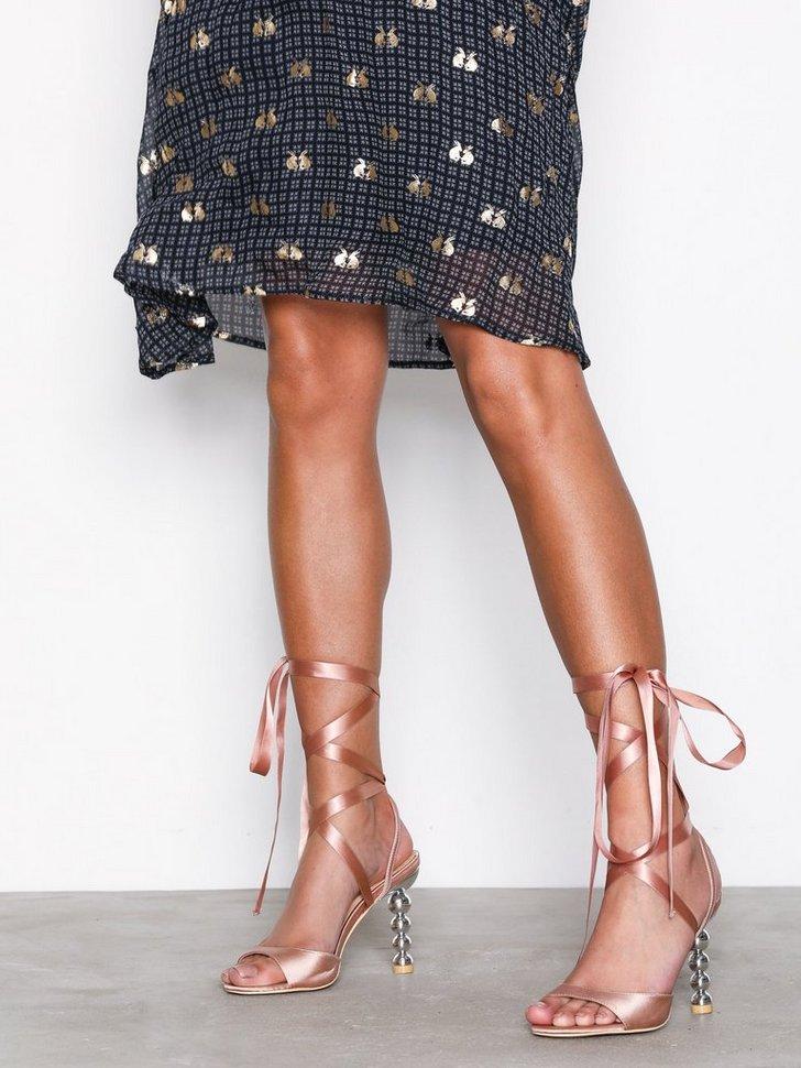 Festsko Strap Lace Sandal køb