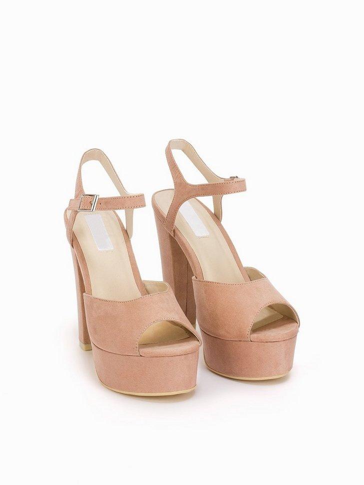 Nelly.com SE - Plain Platform Sandal 398.00