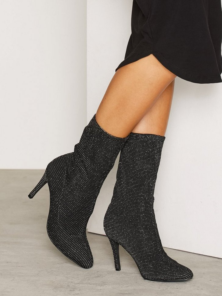 Nelly.com SE - Slouched Heel Boot 498.00