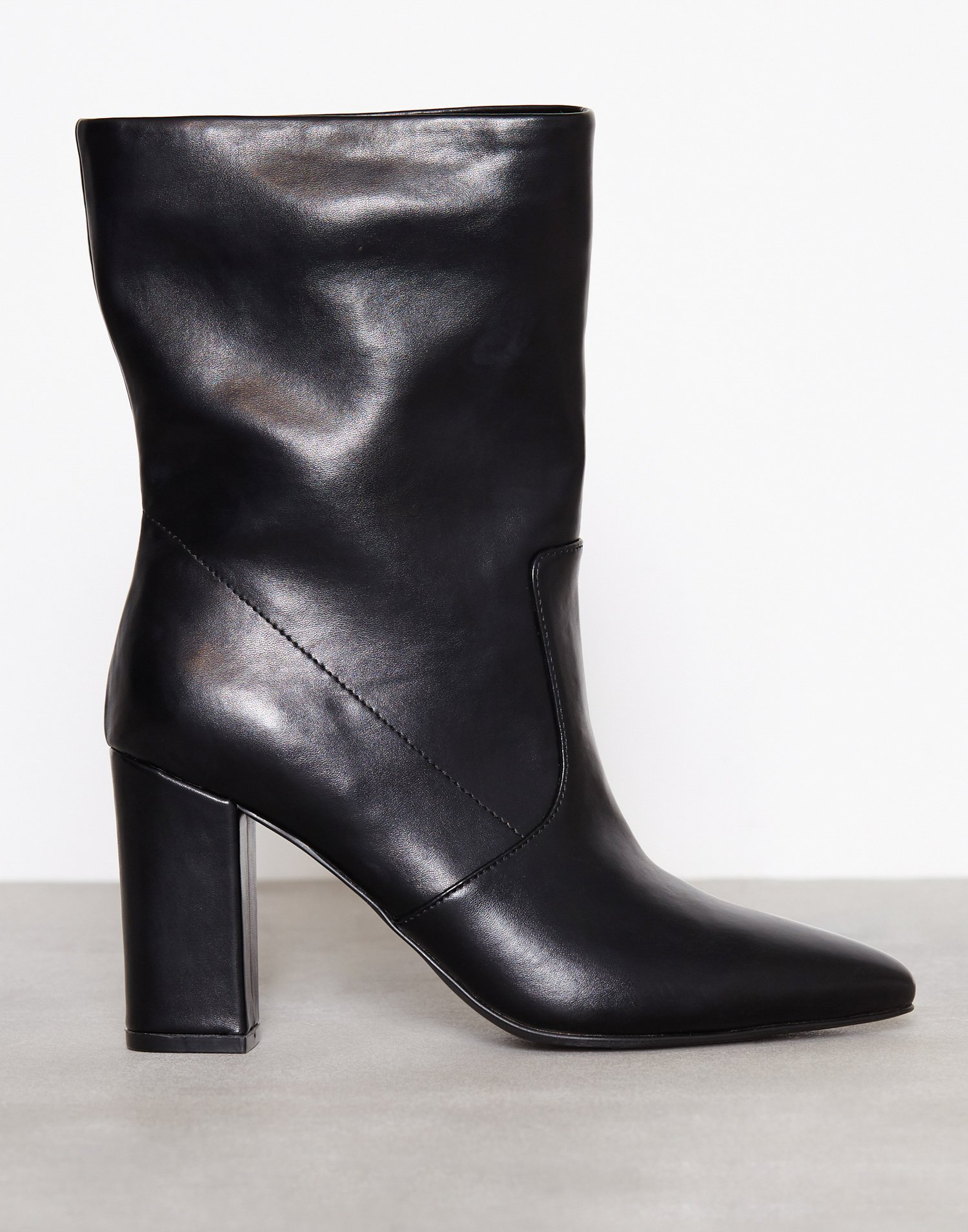 Wide Shaft Boot by Nly Shoes