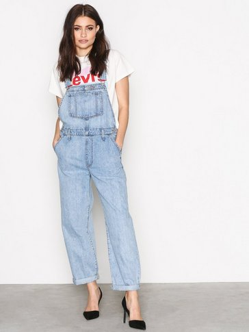 Levis - Baggy overall miss twin p