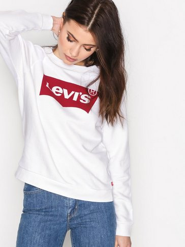 Levis - RELAXED GRAPHIC CREW