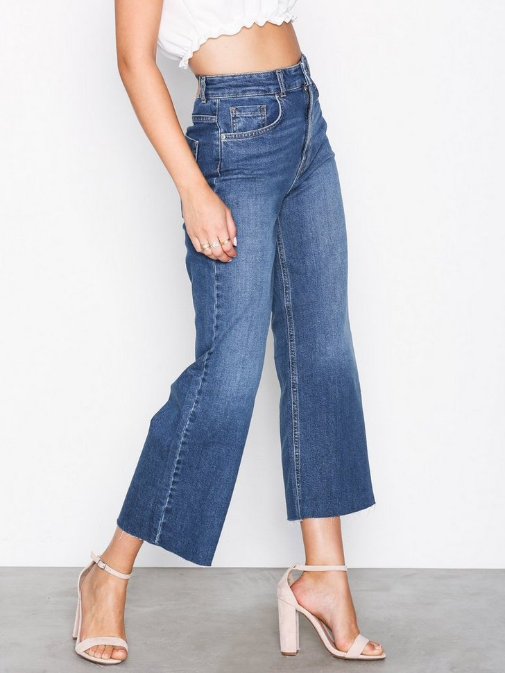 Nelly.com SE - Lo wide cropped jeans 498.00
