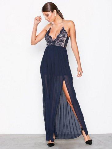Rare London - Body Lace Thin Strap Dress