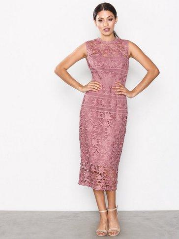 Little Mistress - Crochet Bodycon Dress