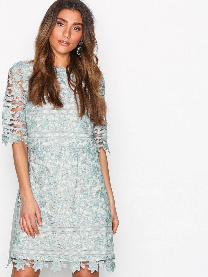 Nelly.com SE - Crochet Lace Shift Dress 509.00 (848.00)