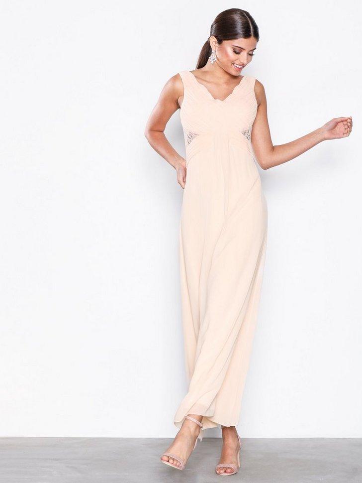 Drape Maxi Dress køb festkjole