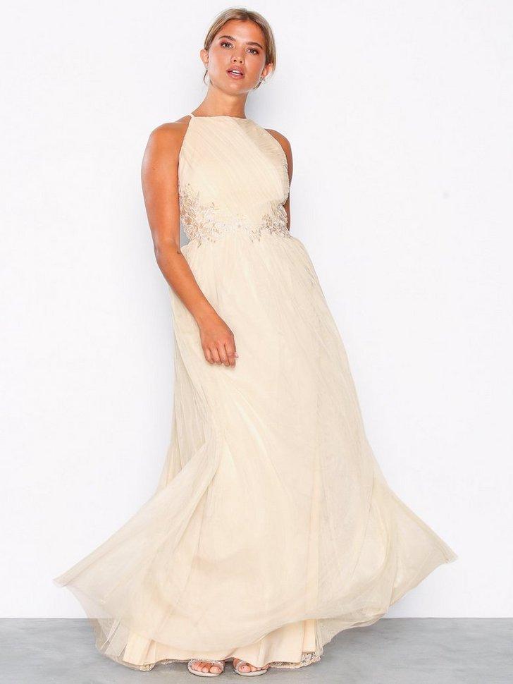 Nelly.com SE - Mesh Lace Trim Dress 898.00