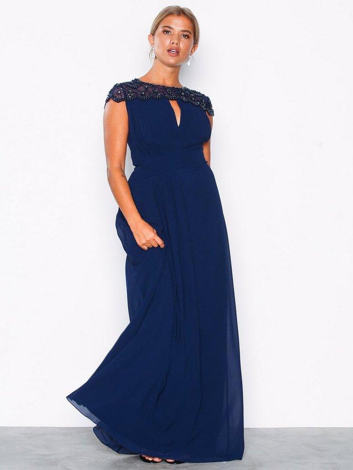 Festkjoler Pearl Maxi Dress - festtøj mode