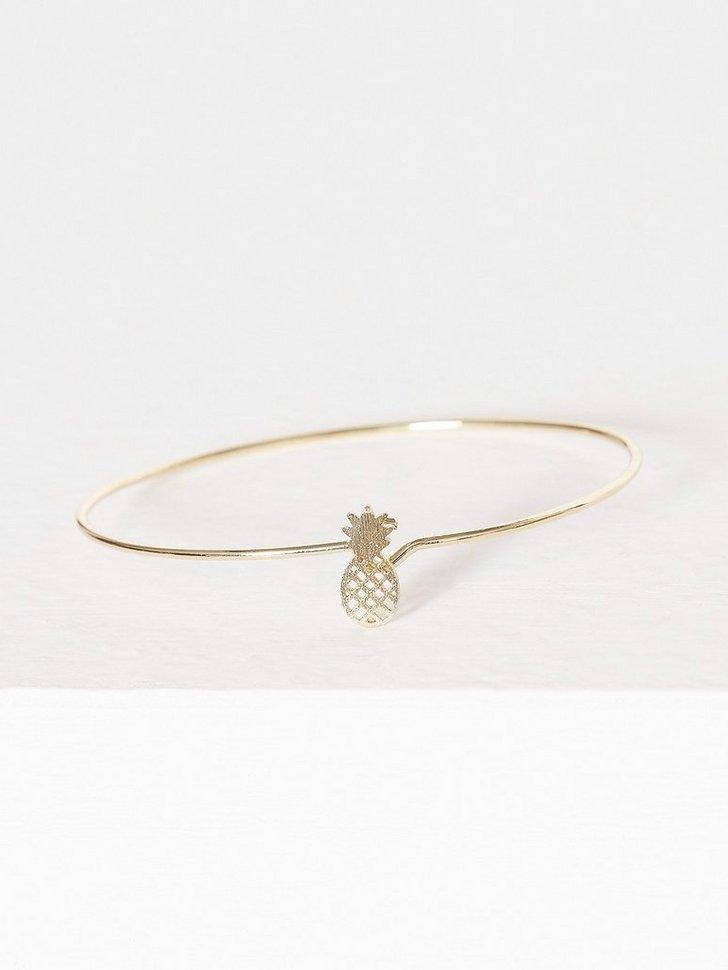 Pineapple bangle køb smykker