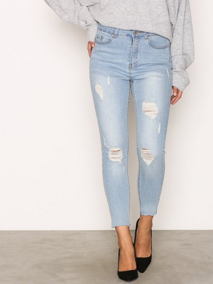 Nelly.com SE - Sinner High Waisted Denim 348.00