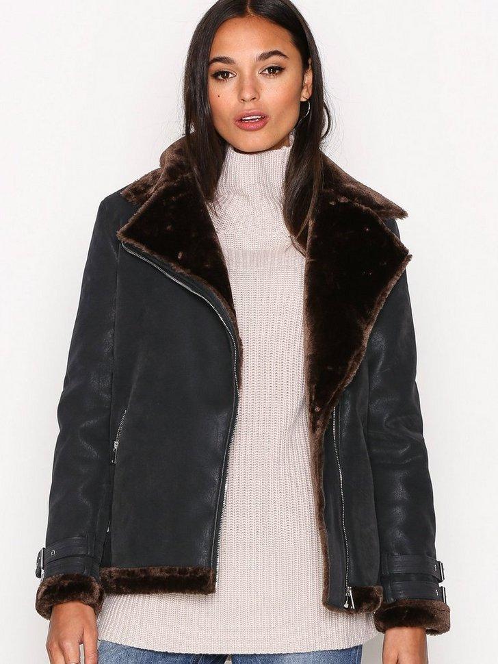 Nelly.com SE - Faux Fur Lined Jacket 698.00
