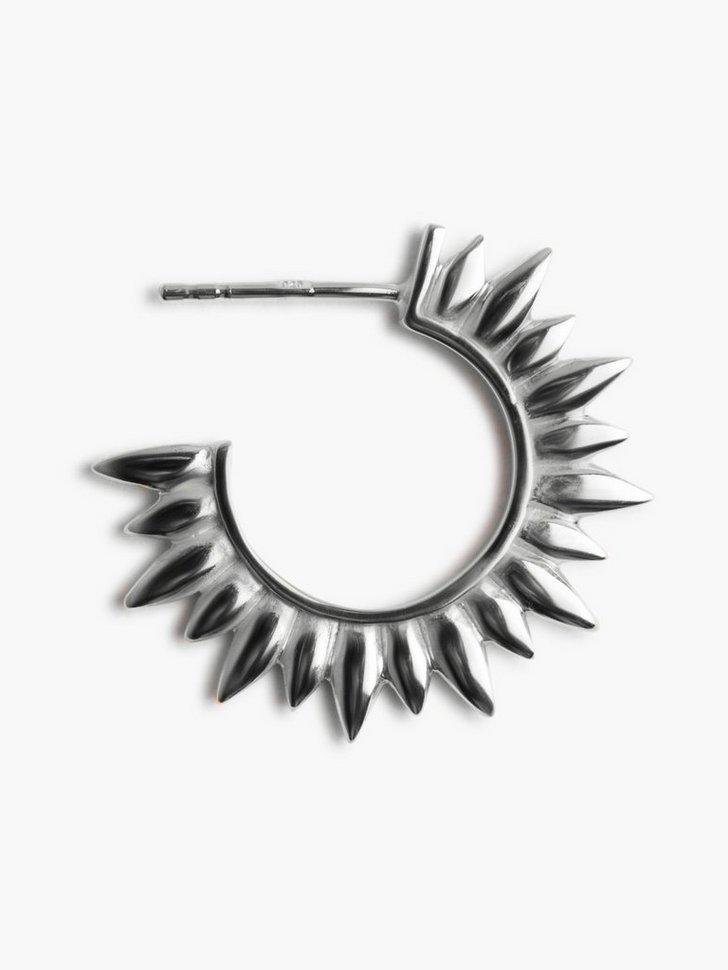 Sun Hoop Earring festtøj smykker