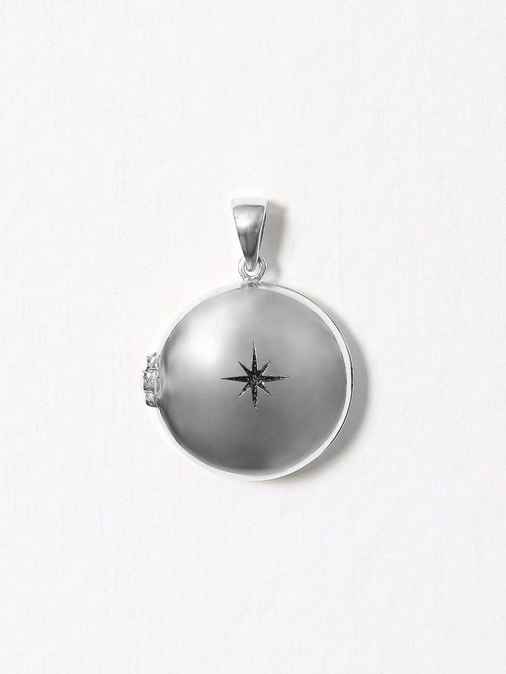 Big Star Locker Charm festtøj smykker